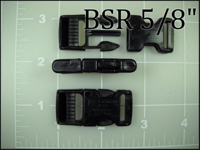 BSR 58 (5/8 inch acetal side release)
