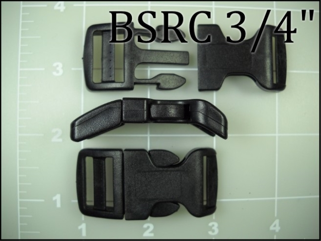 BSRC 34 (3/4 inch acetal curved side release)
