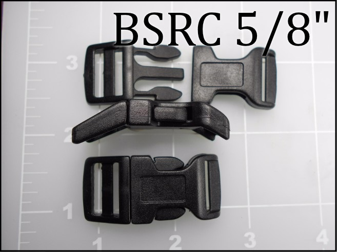 BSRC 58 (5/8 inch acetal curved side release)
