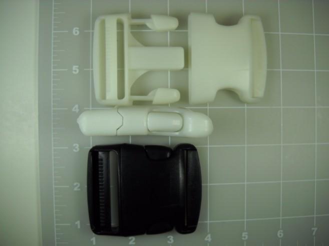 "2"" Side Release Buckle Plastic Acetal"