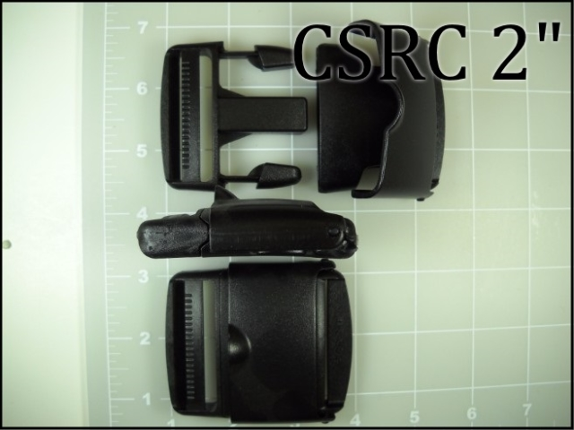CSRC 2 (with cover acetal side release buckle)