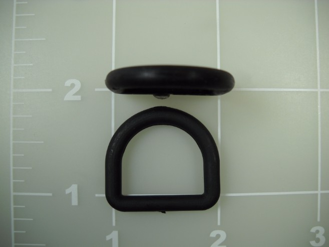 nylon dee ring