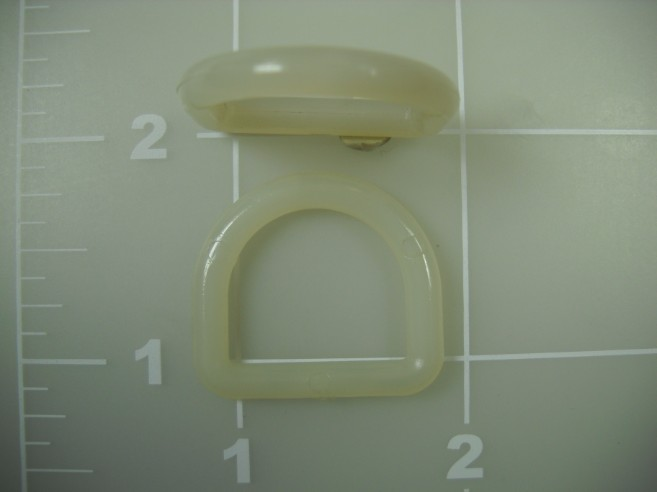 dee ring plastic nylon