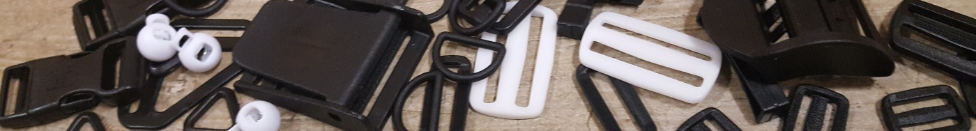 plastic buckles american cord and webbing