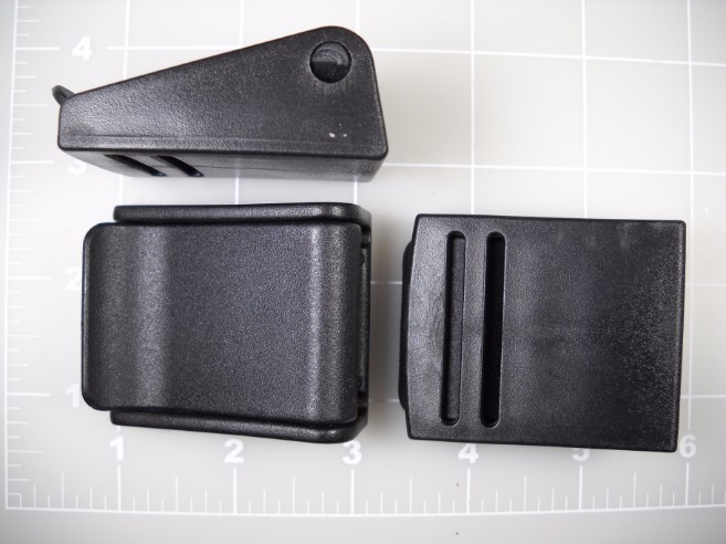1-1/2 inch cam buckle plastic acetal