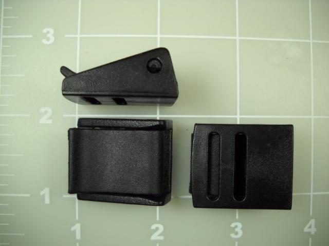 Cam Buckle plastic nylon 3/4