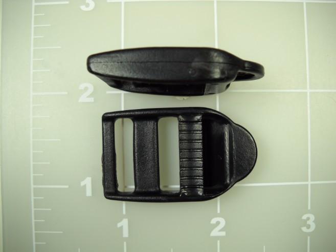 "3/4"" acetal single locking double bar buckle"