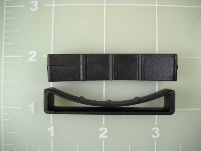 """2"""" poly plastic keeper"""