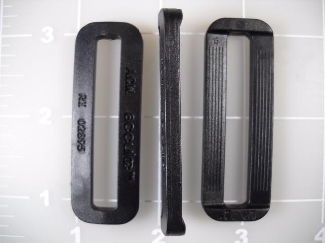 acetal plastic loop rectangle rectangular