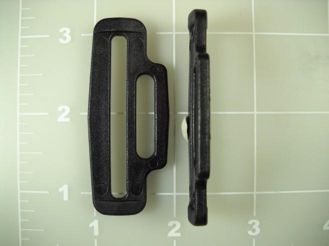 acetal plastic reducing loop rectangle rectangular