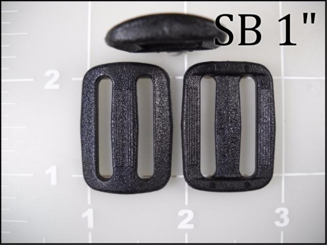 SB 1   (1 inch acetal slide)