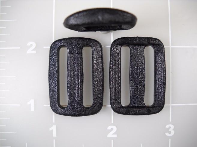 "1"" acetal plastic slide slider"