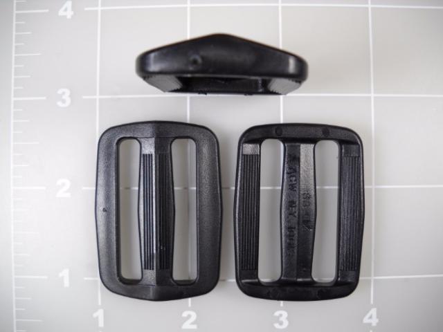 "1-1/2"" acetal plastic slide slider"