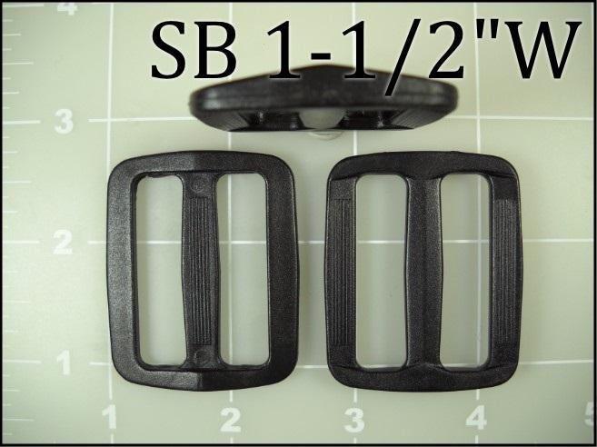 SB 112W  (1-1/2 inch acetal wide mouth slide) slider