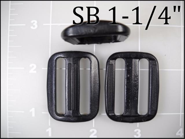 SB 114  (1-1/4 inch acetal slide)