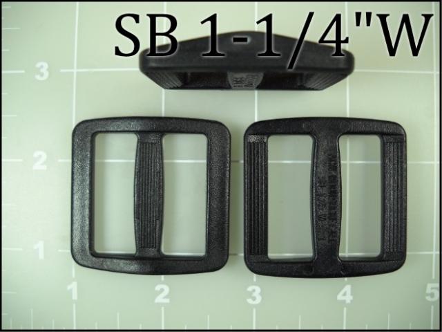 SB 114W  (1-1/4 inch acetal wide gap slide)