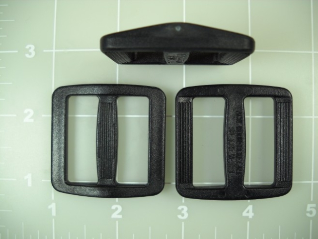 "1-1/4"" acetal plastic wide gap mouth slide slider"