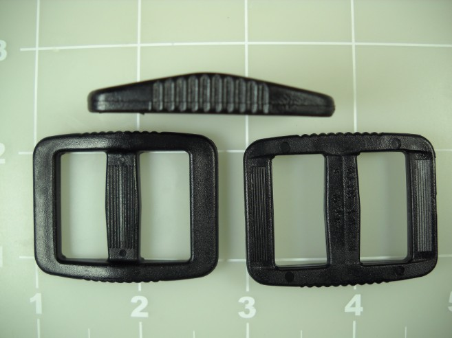 "1"" plastic acetal wide mouth slide"