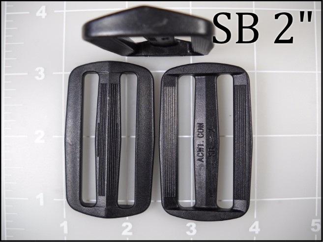 SB 2  (2 inch acetal slide) slider