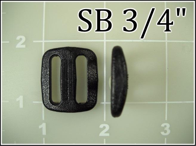 SB 34 (3/4 inch acetal slide) slider