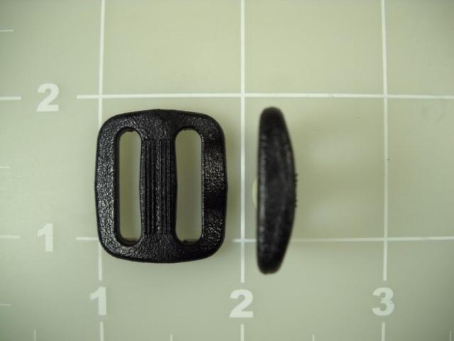 "3/4"" acetal plastic slide slider"