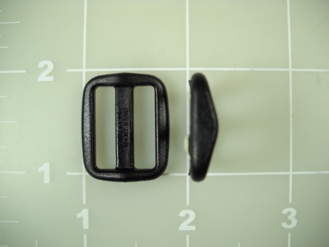 "3/4"" acetal plastic low profile slide slider"