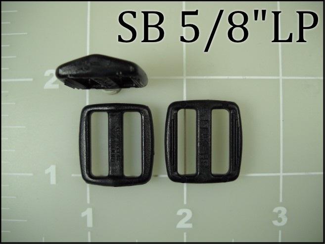SB 58LP (5/8 inch acetal low profile slide)