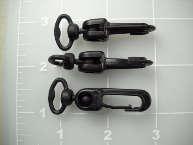 lanyard plastic hook