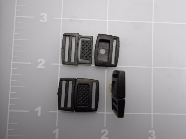 watch band buckle plastic acetal
