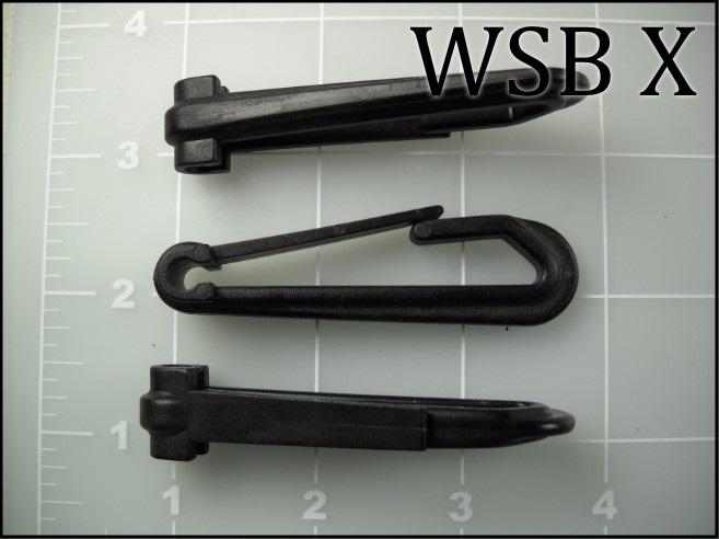 WSB X  (Acetal extended Web Snap Body)