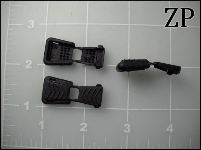 ZP  (ZP Acetal Zipper Pull)