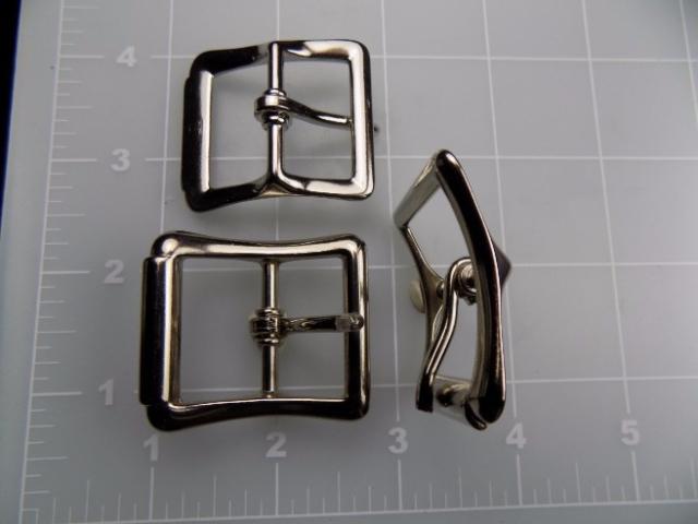 1 inch roller buckle zinc metal