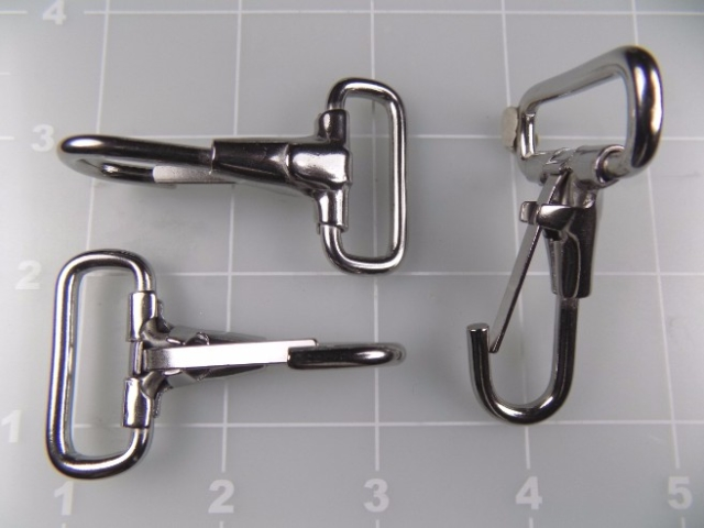 inch stainless steel snap hook 1""