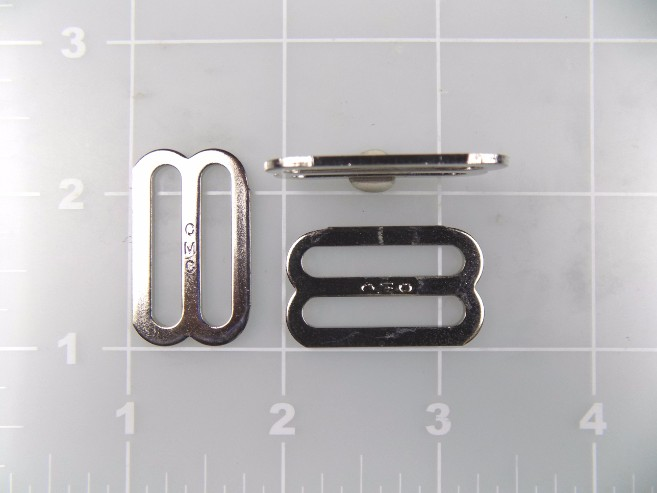inch nickel plated steel slide