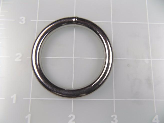 Round Rings Metal