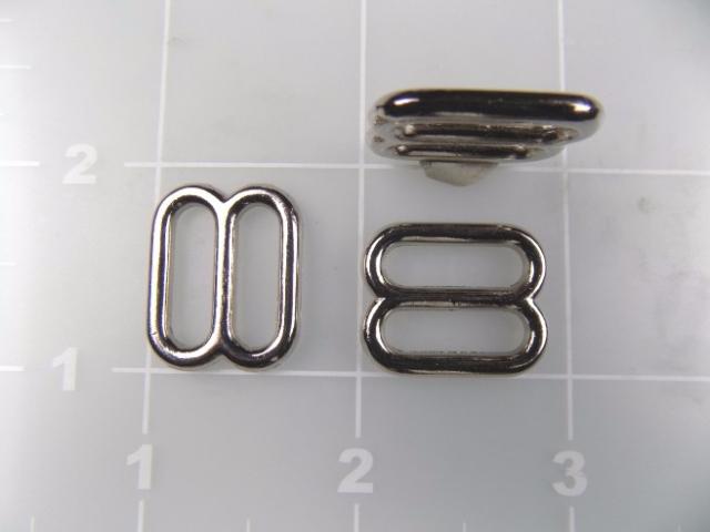 "5/8"" metal slides zinc"