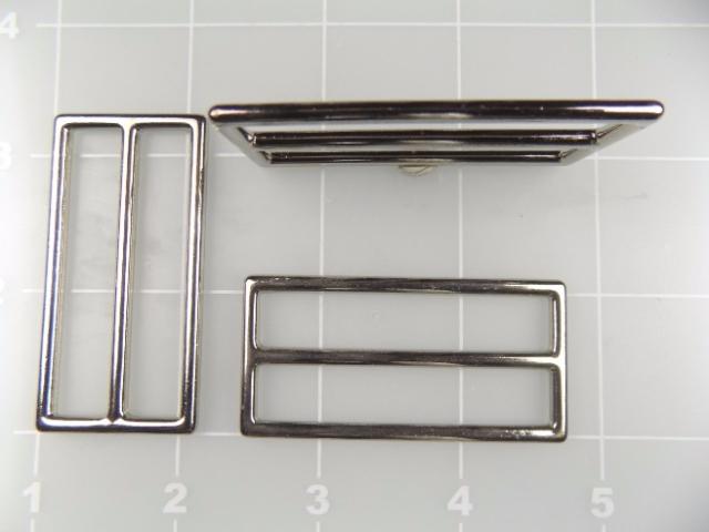 """2"""" metal zinc slide"""