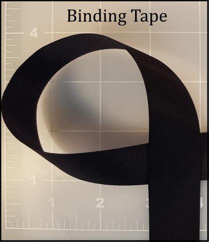 nylon binding seam grosgrain tape