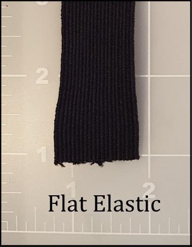 flat elastic stretch